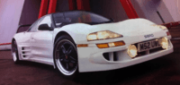 Toyota MR2 SARD MC8 Street Version