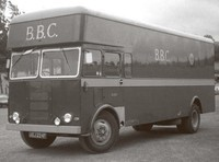 Bedford, sur chassis SB (1967)