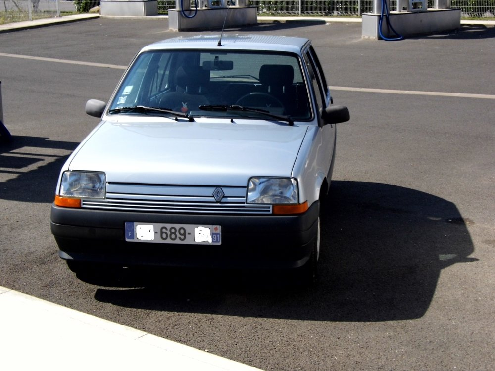 Renault Super 5 Five Tl