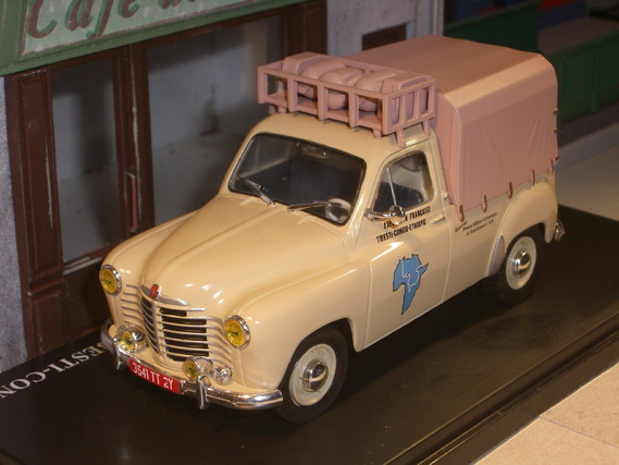 renault colorale 1953 pick up
