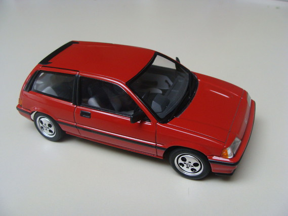 Miniachris – Honda Civic 1600 SI 1986