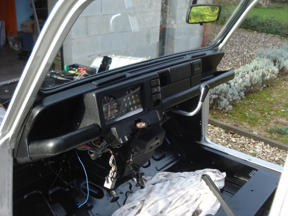 795 int rieur renault 4 gtl grise snoopy1974 photos for Interieur 4l