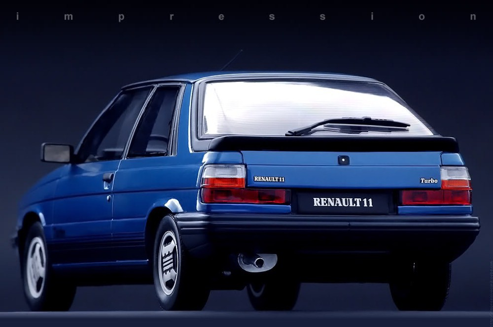Renault 11 Turbo Les Franaises Youngtimers Forum Collections