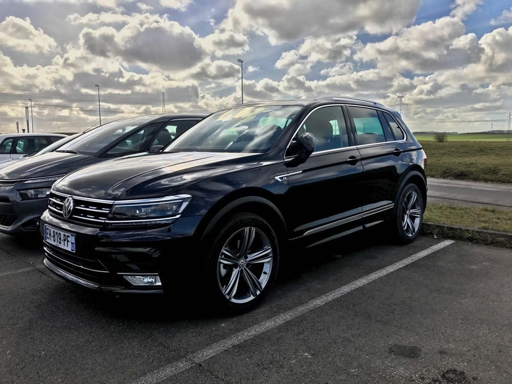 photos avis de vos tiguan ii page 57 tiguan volkswagen forum marques. Black Bedroom Furniture Sets. Home Design Ideas