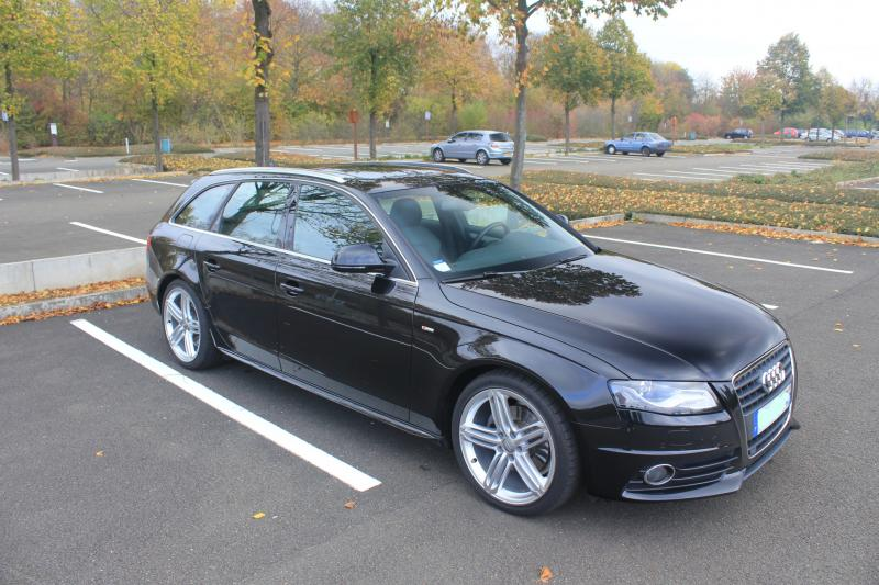 A4 B8 Et Le Tuning Page 36 A4 Audi Forum Marques