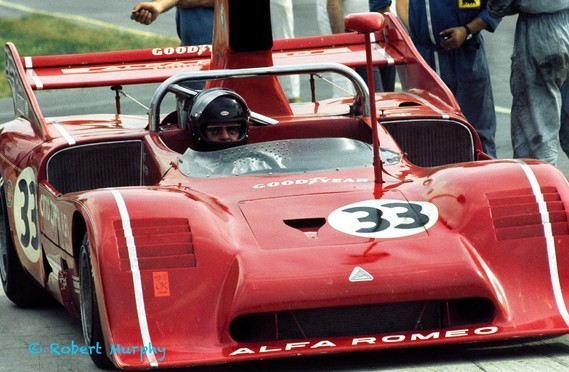 Alfa #33 Glen Can-Am 74