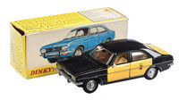 Chrysler 180 Taxi Barcelone Dinky