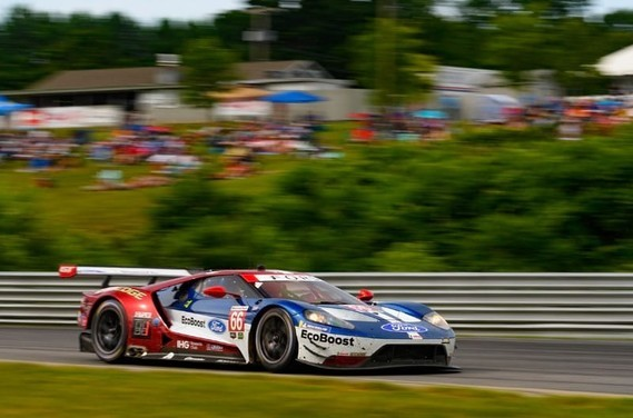 New victory at Lime Rock Park.