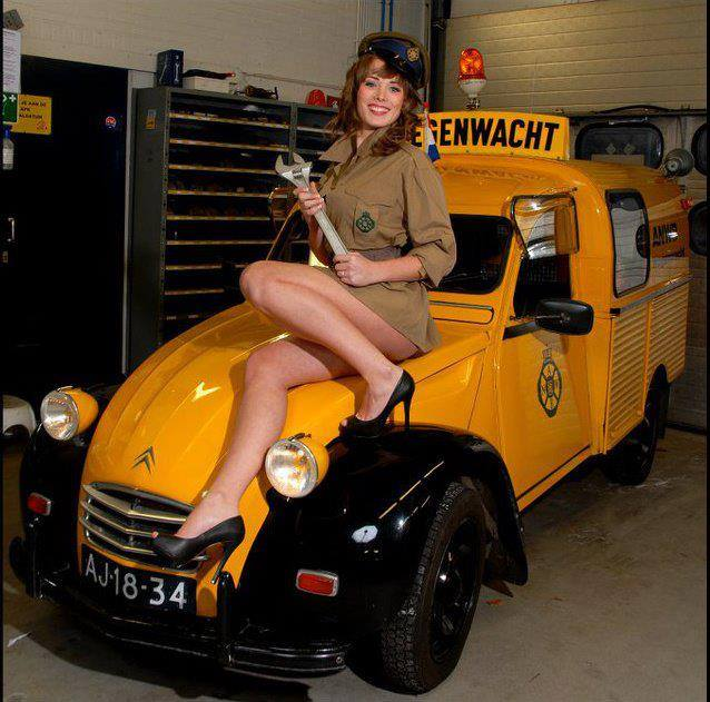 x2-jolie-2cv-big - pin up - pascal3770 - photos