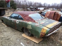 1969 Charger RT SE 440ci (rusted) (4)
