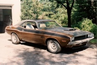 1 of 1 Challenger TA with sunroof