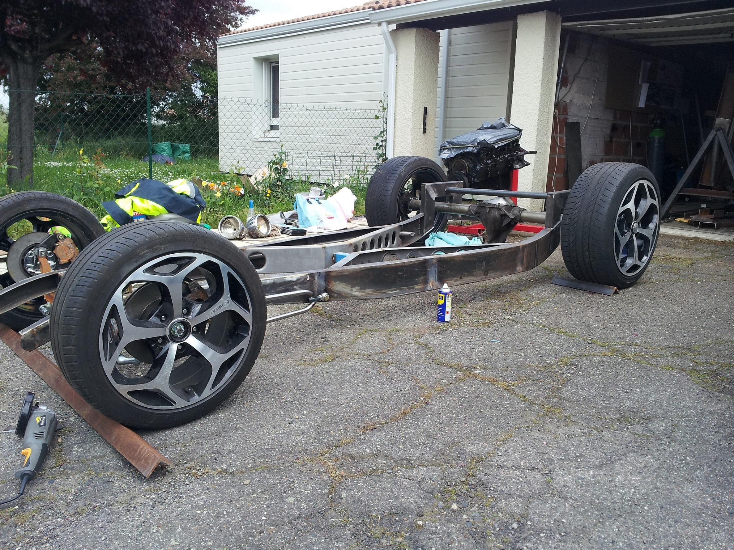 Chassis 13