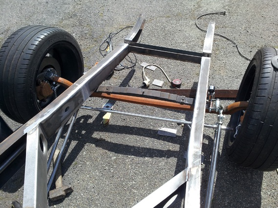 Chassis 8