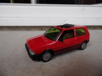 FIAT Uno Turbo IE Bburago
