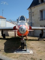 Fouga-Magister_Rochefort_face
