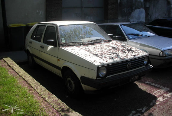 VW_Golf_II_ventouse
