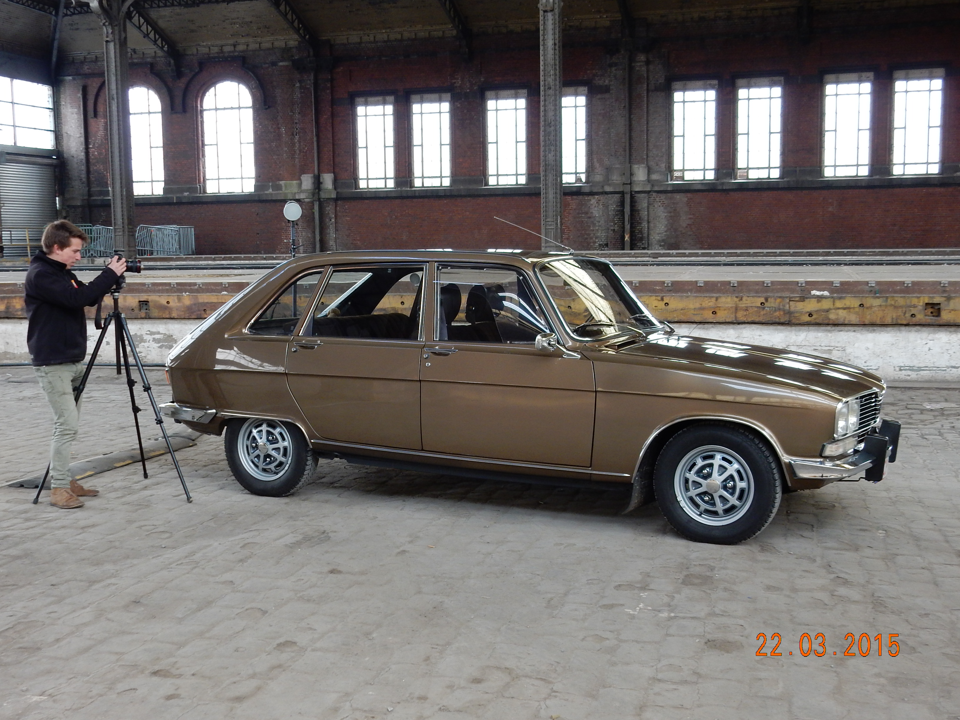 renault 16 tx 1975 shooting photos r16 tx kuikui16 photos club. Black Bedroom Furniture Sets. Home Design Ideas