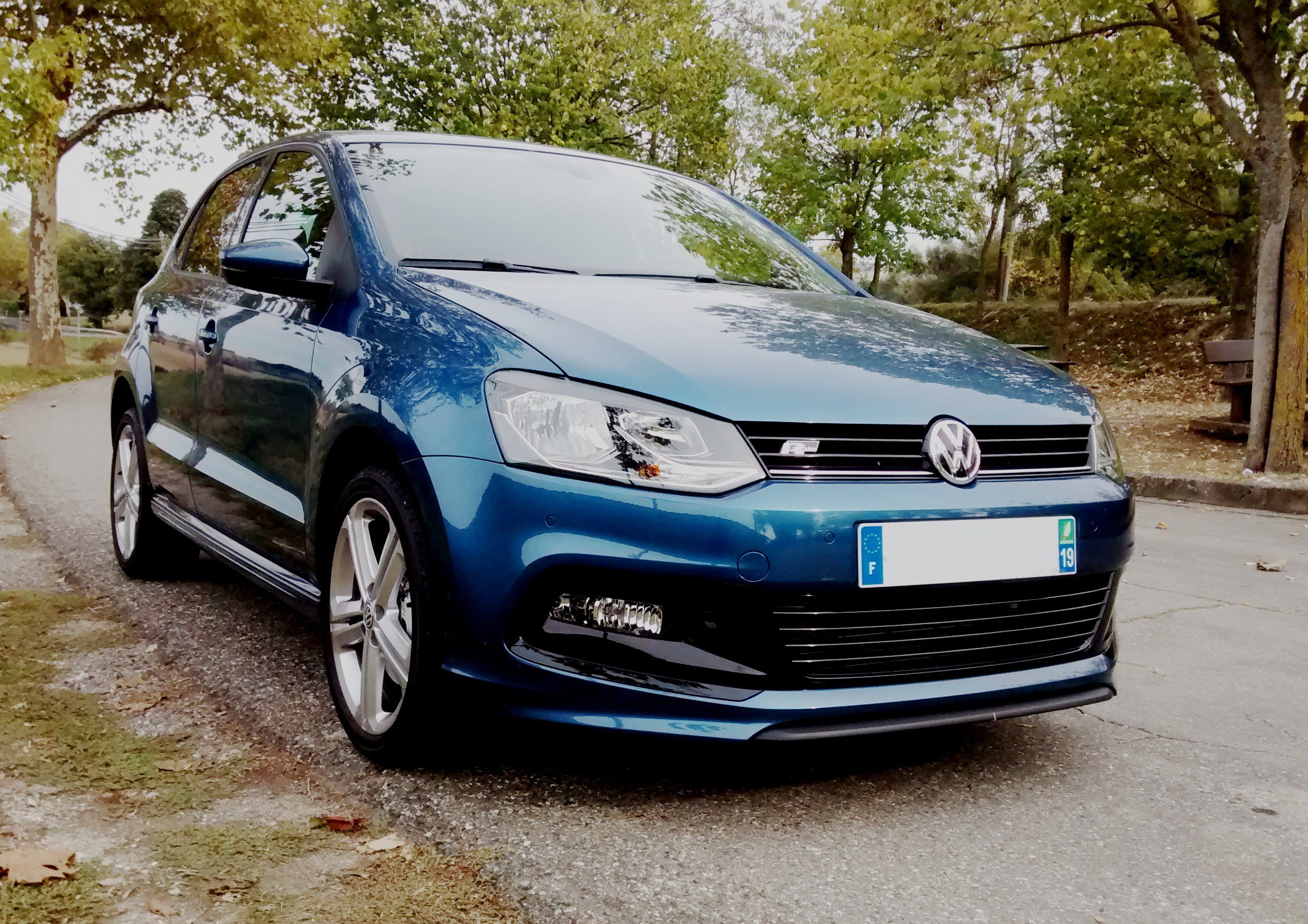 Sortie pack r line polo 2015 polo volkswagen forum for R line pack esterno polo