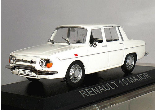renault 10 collection roumanie