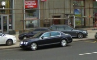 Bentley Continental Flying Spur2(Moscou)
