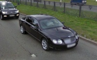 Bentley Continental Flying Spur3(Moscou)