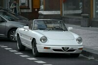 Alfa Romeo Spider (Prague)
