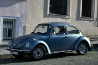 VW Beetle (Prague)
