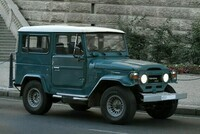 Toyota Land Cruiser (Prague)