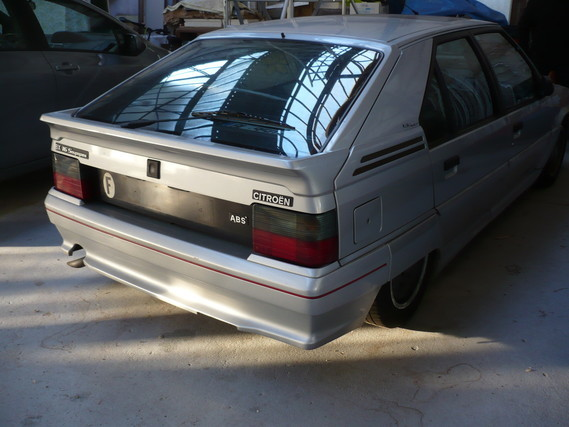 Fausse BX16S