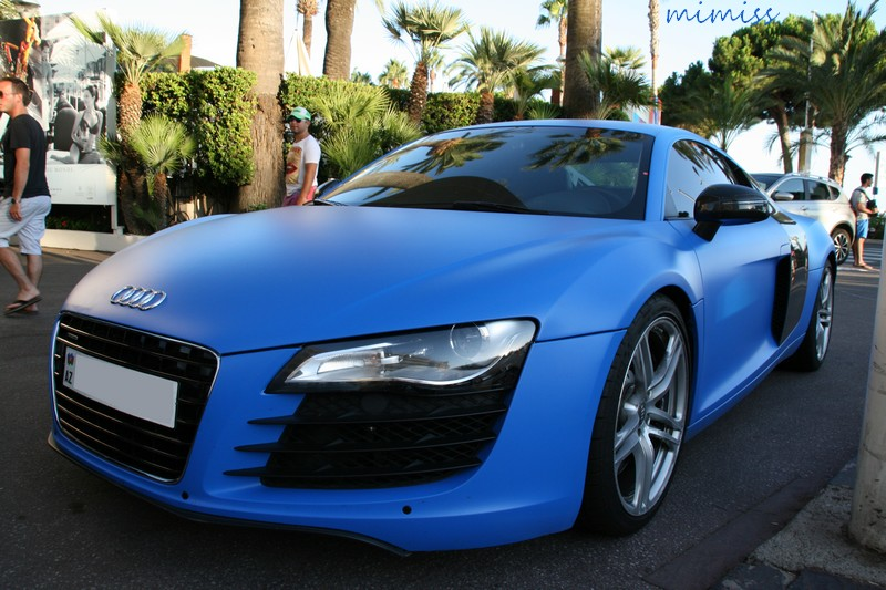 audi r8 bleu 3 album mimiss photos club. Black Bedroom Furniture Sets. Home Design Ideas