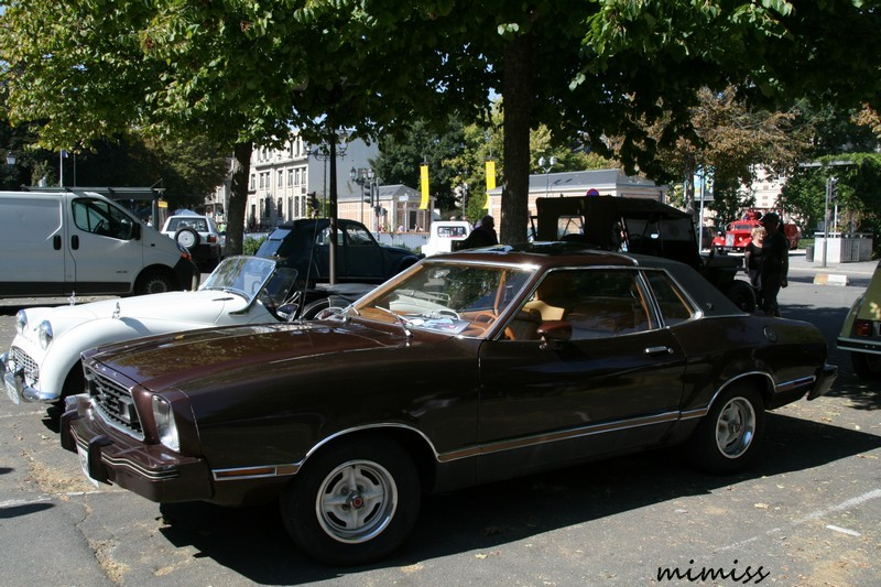 Ford Mustang II 1