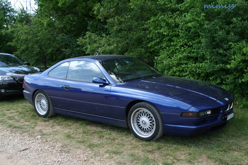 bmw 850 csi 1 album mimiss photos club. Black Bedroom Furniture Sets. Home Design Ideas
