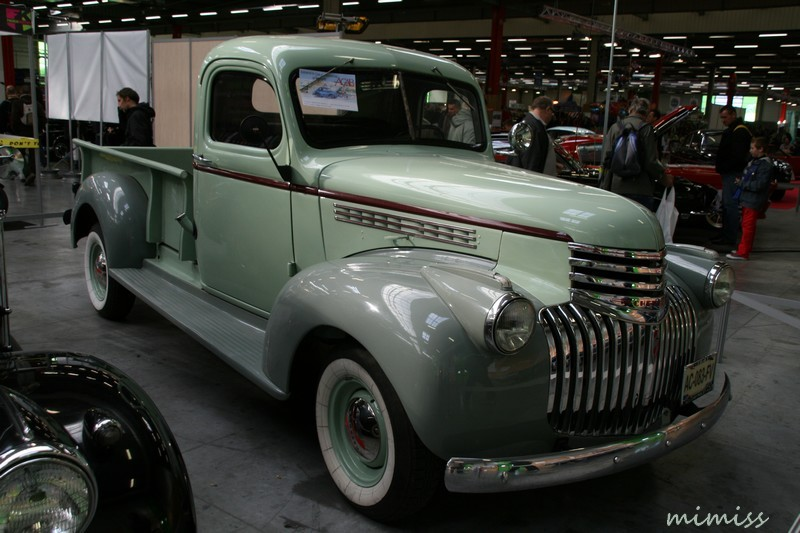 Chevrolet pick up 1941