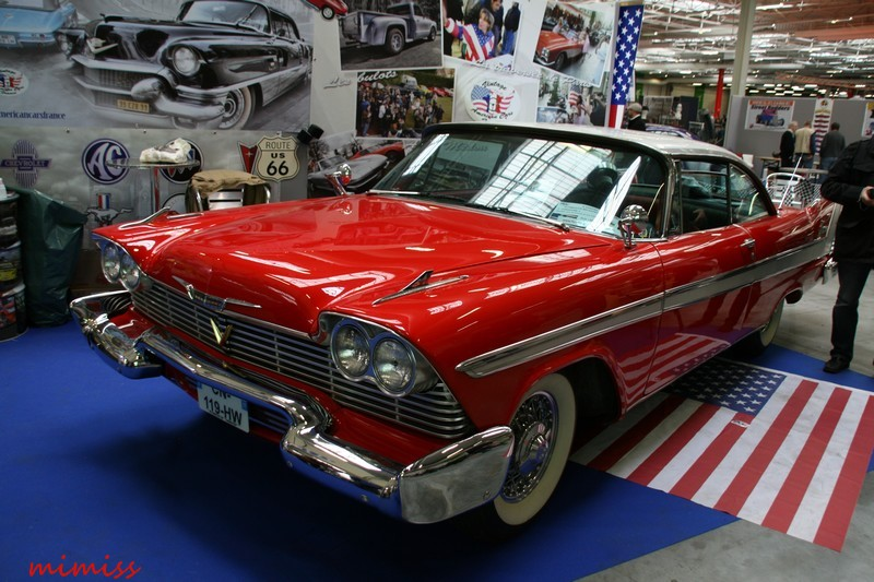 Plymouth Belvedere 1958 2