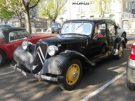 Citroën Traction 11BL 1