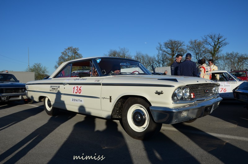 Ford Galaxie 500 Lightweight Competition 1963 4