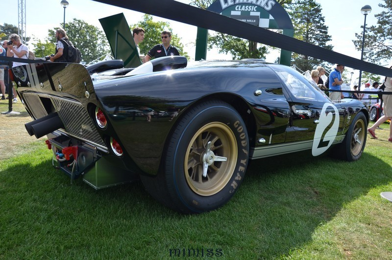 Ford GT40 Le Mans 1966 2