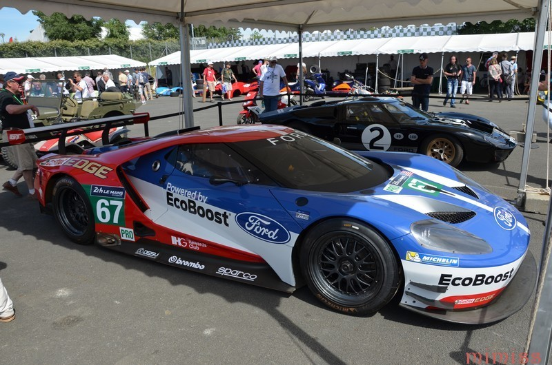 Ford GT LM 2016 3