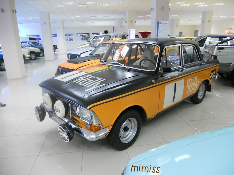 Moskvitch 412 Rally 1