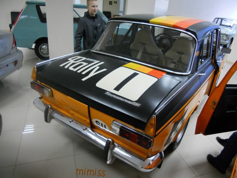 Moskvitch 412 Rally 2