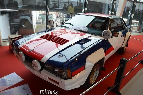Nissan 240 RS 1