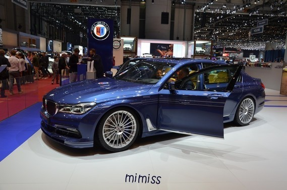 Alpina B7 Bi-turbo 2