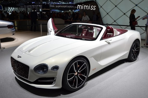 Bentley EXP12 1