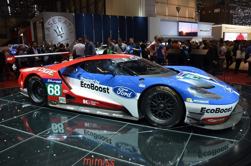 Ford GT LM 1