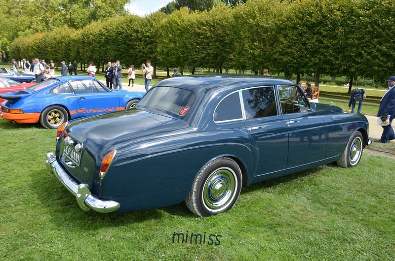 Bentley Continental Flying Spur S3 ex Keith Richards 1965 2