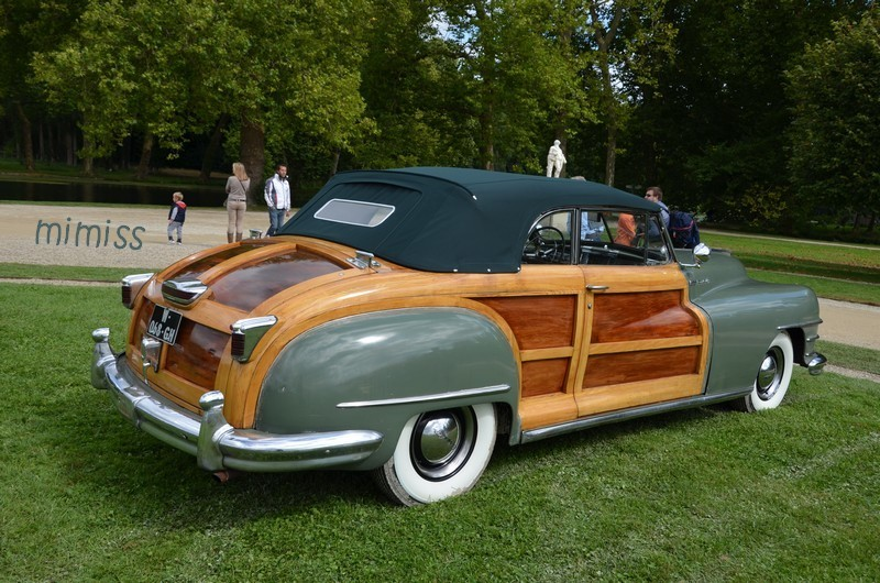 Chrysler Cabriolet Town and Country 1947 2