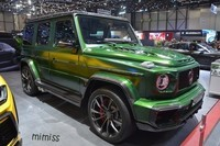 Mercedes Classe G Inferno by Topcar