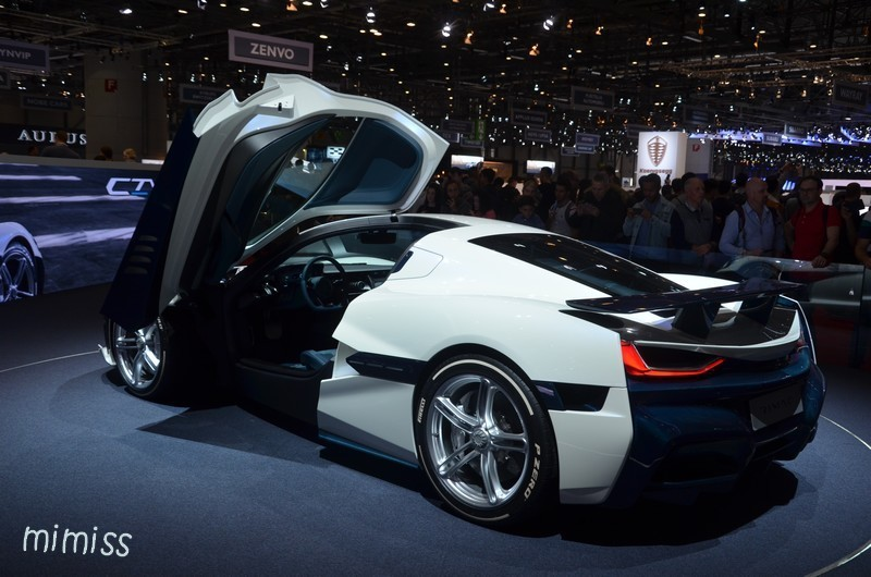 Rimac Concept Two 2019 2