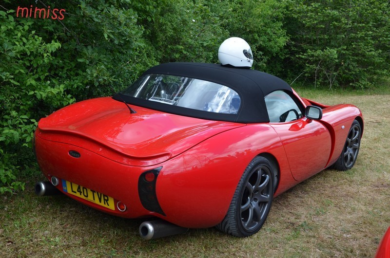 TVR Tuscan Cabriolet 2