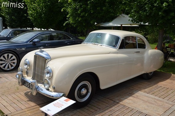 Bentley R-Type Continental 1953